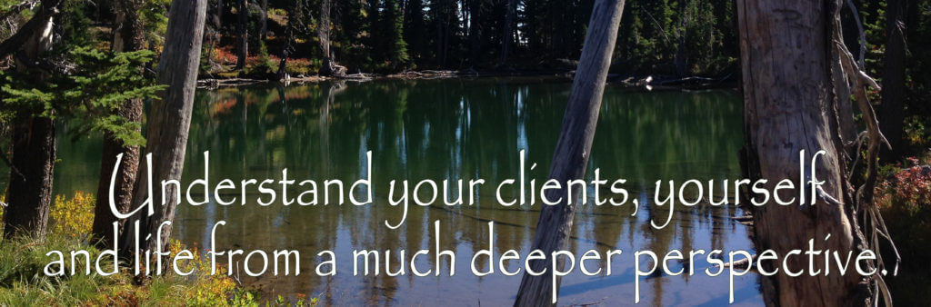 Understand yourself and your clients