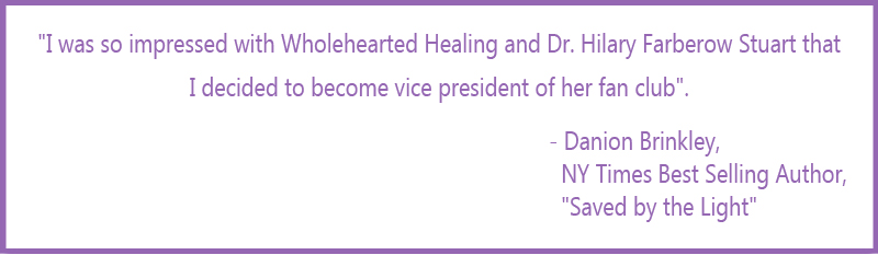 Wholehearted Healing
