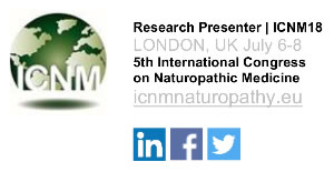 ICNM Research Presenter logo